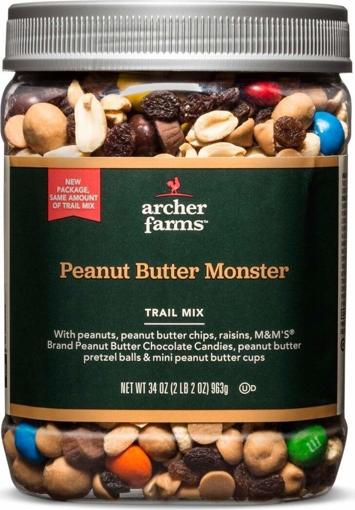 Peanut butter monster trail mix - Product - en