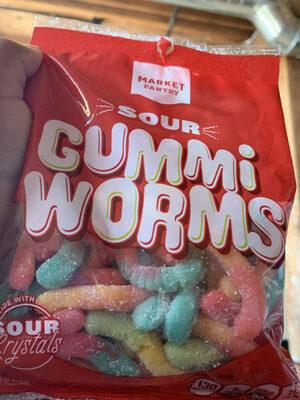 Gummi Worms - Product - en