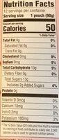 Original applesauce fruit squeezer - Valori nutrizionali - en