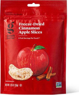 Freeze dried cinnamon apple - Prodotto - en