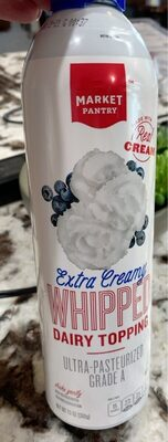 Extra creamy whipped topping - Product - en