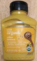 Organic yellow mustard - Product - en