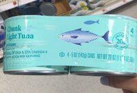 chuck light tuna - Product - en