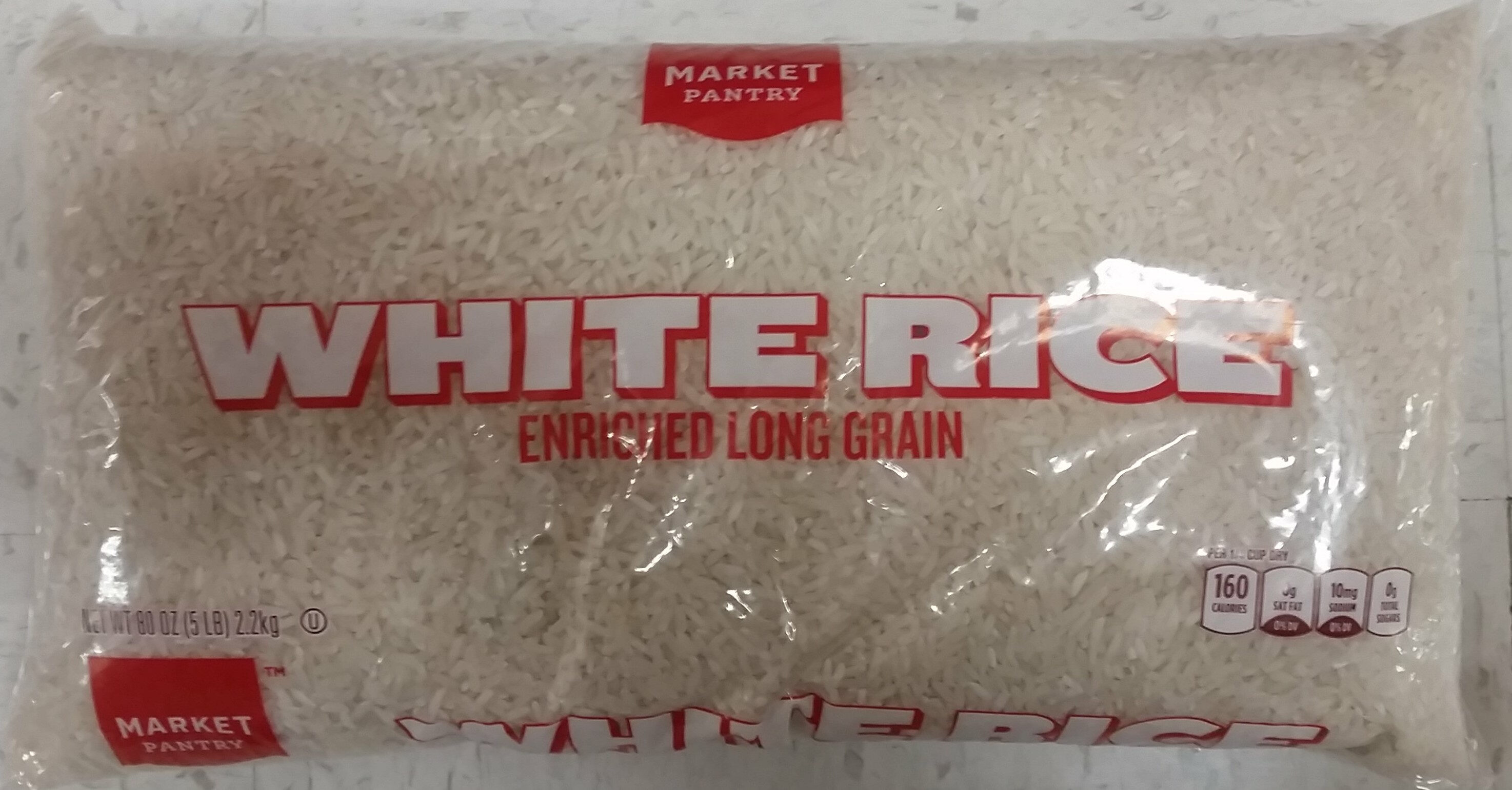 White Rice - Product