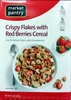Crispy Flakes with Red Berries Cereal - Produit