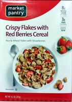 Crispy Flakes with Red Berries Cereal - Product - en