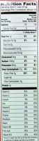 Crispy Flakes with Red Berries Cereal - Nutrition facts - en