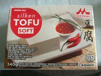 Morinaga, Mori-Nu, Silken Soft Tofu - Product - en