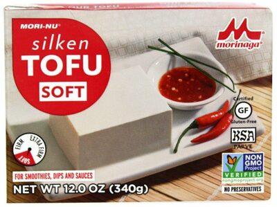Morinaga, Mori-Nu, Silken Soft Tofu - Producto - es