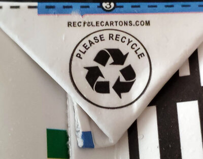 Mori-nu Silken Tofu Firm - Recycling instructions and/or packaging information - en