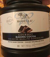 Cacao solubilisé noir - Produit - fr