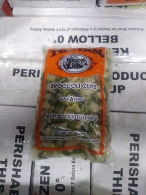Broccoli Cuts - Product - en