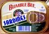 Sardines in oil - Produit