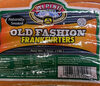 Old fashion Frankfurters - Product