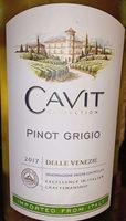 pinit grigio white wine - Product