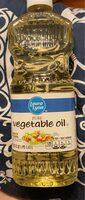 Pure vegetable oil - Product - en