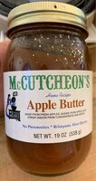 Apple Butter - Product