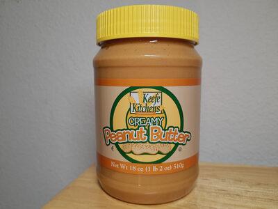 Creamy Peanut Butter - Produit
