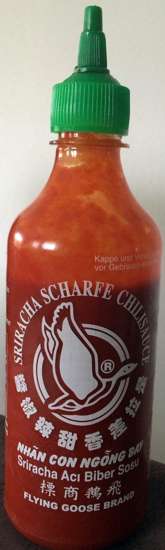 Sriracha Chili Sås - Product - en