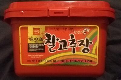 Gochujang - Product - en