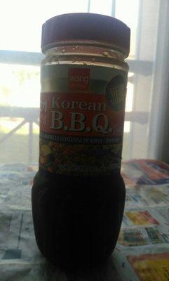 Korean Beef B.B.Q. Sauce - Product