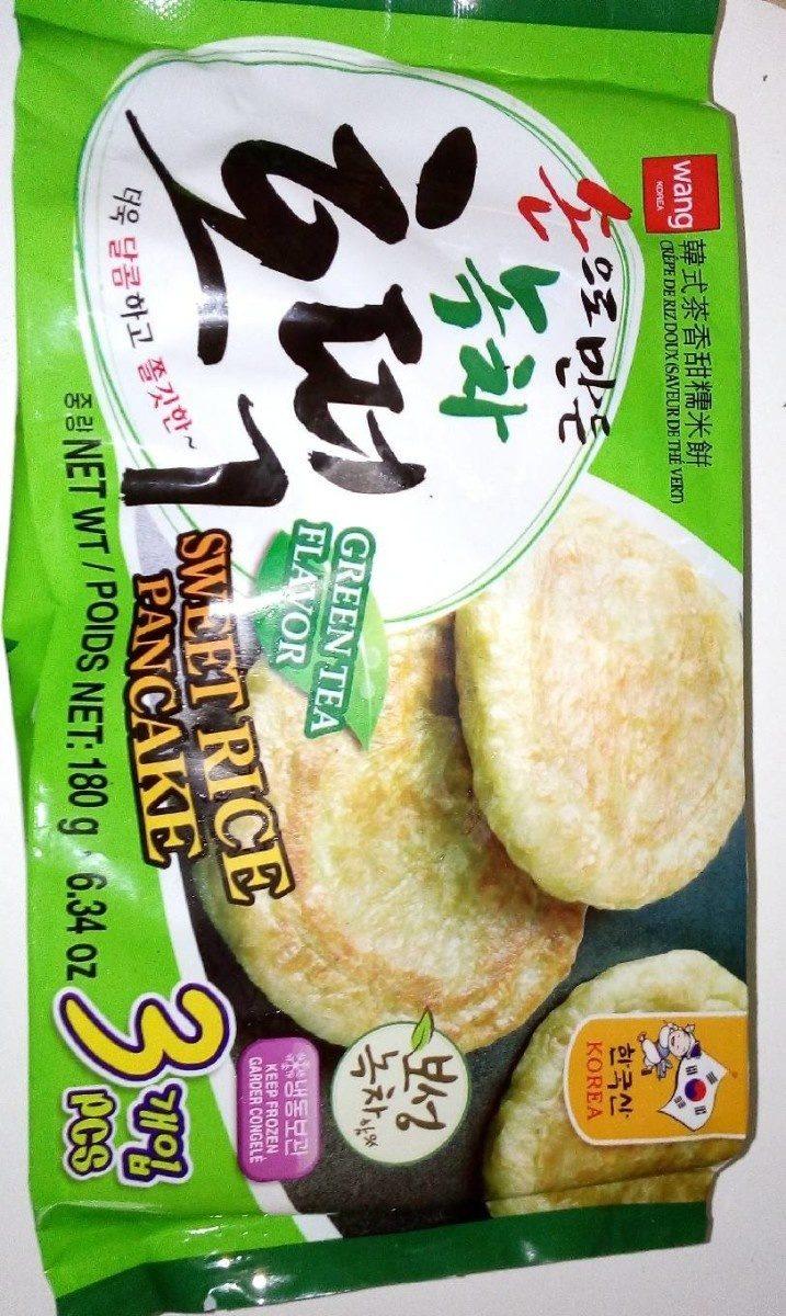 Crêpe de riz doux - Produit
