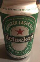 Heineken Lager Beer - Product