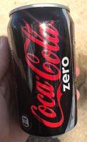 Coca cola zero sucre - Product - fr