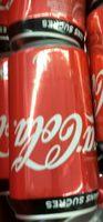 Coca cola sans sucre - Produit