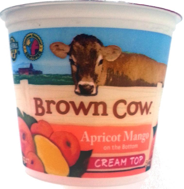 Apricot Mango Cream Top - Product