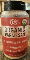 Organic Parmesan - Produit - en