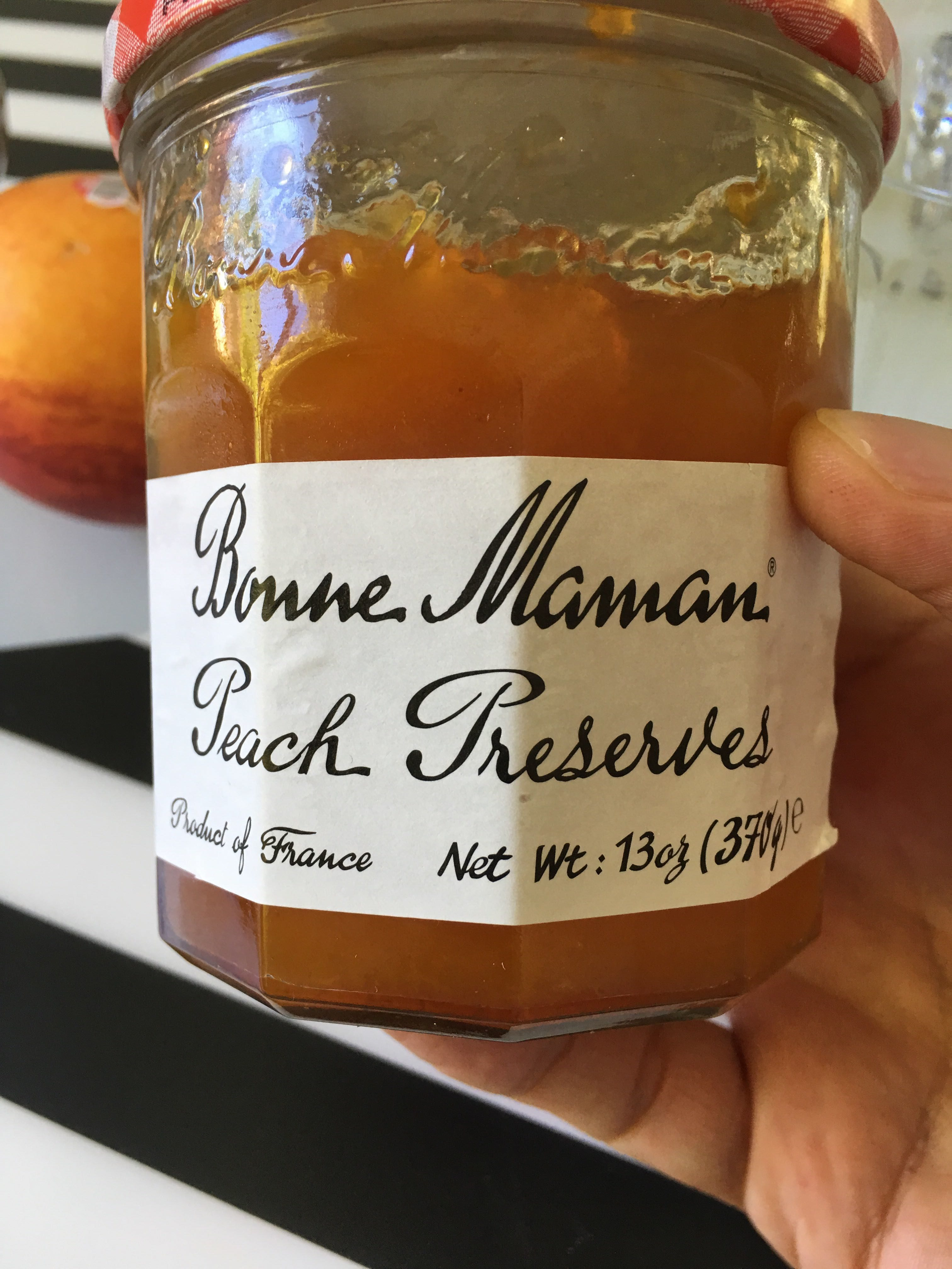 Preserves, Peach - Product