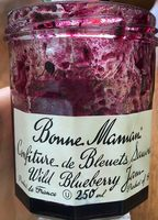 Confiture (bleuets Sauvages) - Product
