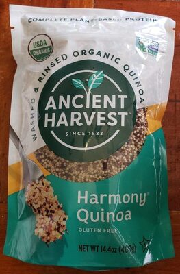 Harmony quinoa - Product - en