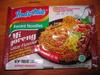 Instant noodles migoreng satay flavour - Produit