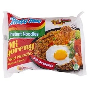 IndoMie Mi Goreng Fried Noodles - Produit - en