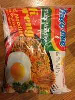 Mie Instant Fried Noodles - Produit - fr