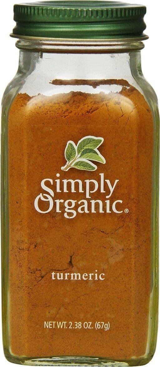 Turmeric - Product - en
