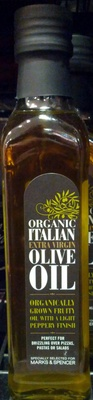 Organic Italian Extra Virgin Olive Oil - Product - en