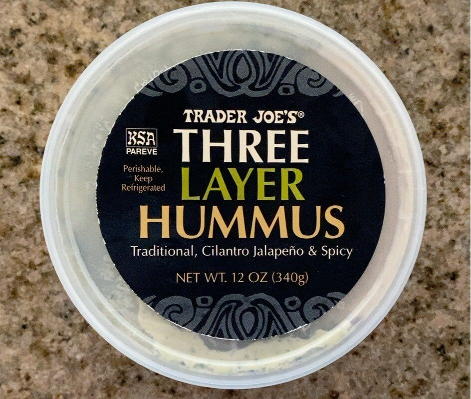 Three Layer Hummus - Product - en