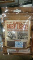 Beef Jerky - Produit
