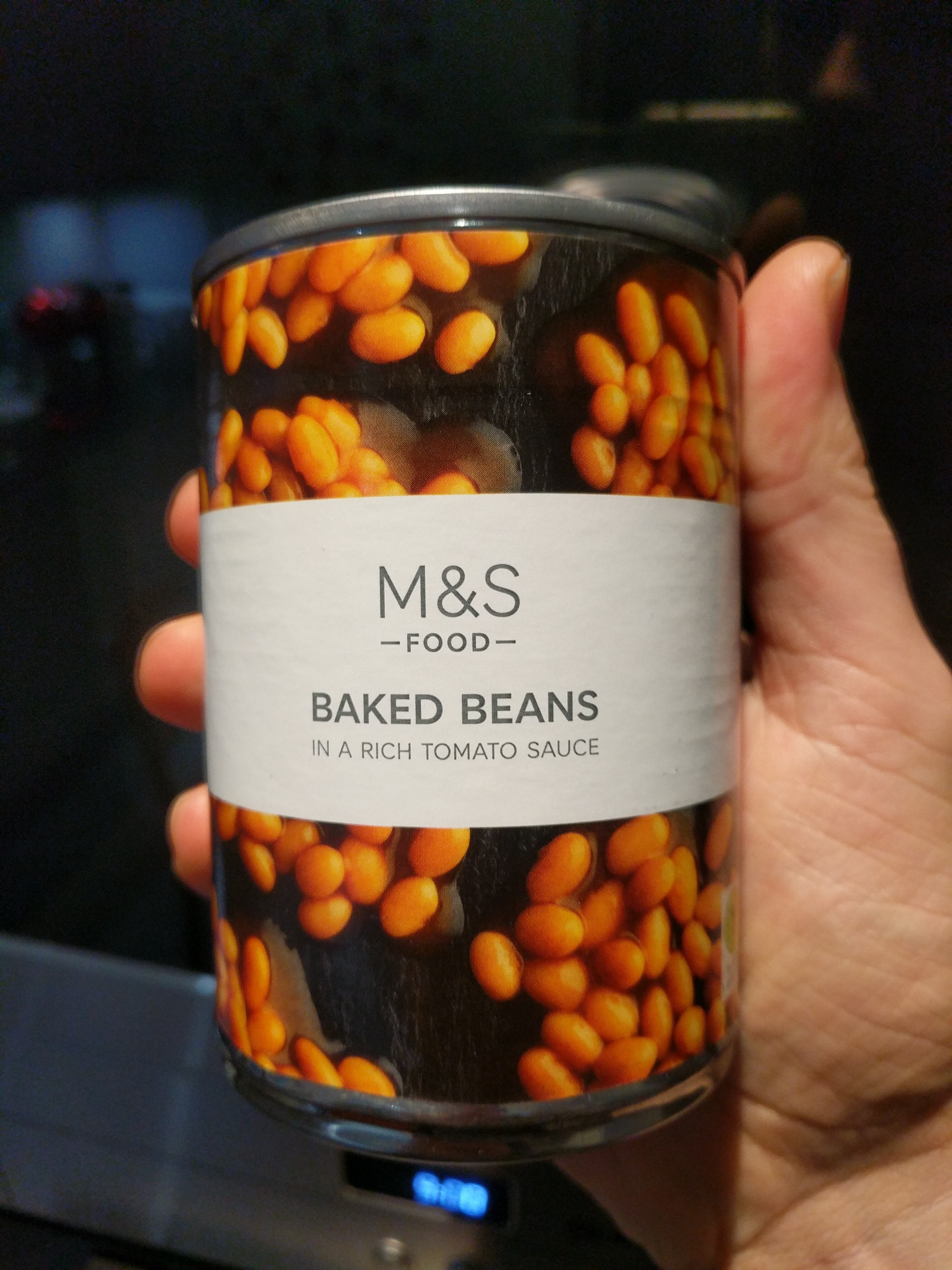 Baked Beans in a rich tomato sauce - Product - en
