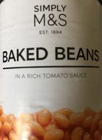 Baked Beans in a rich tomato sauce - Produit