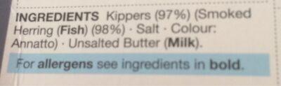 Dried Cranberries - Ingredients