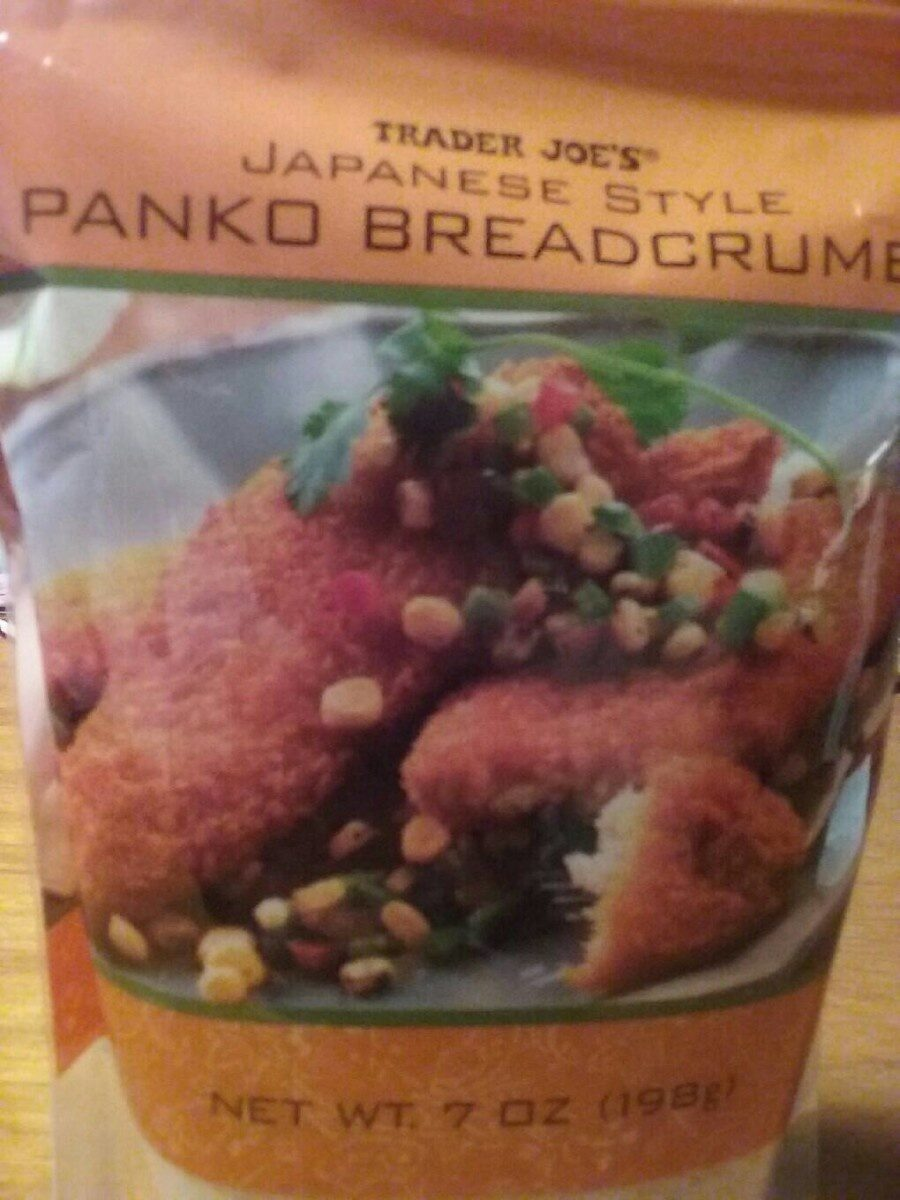 Japanese style Panko bread crumbs - Product - en