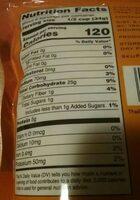Japanese style Panko bread crumbs - Nutrition facts - en