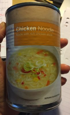 Chicken Noodle - Product