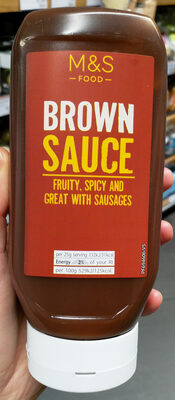Brown Sauce - Produit - fr