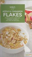Apple & Cinnamon Flakes - Product