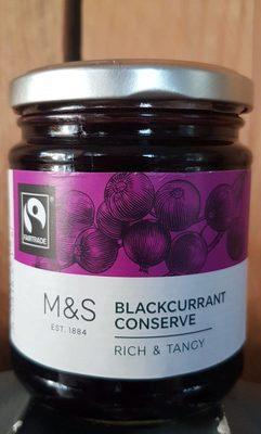 Blackcurrant conserve - Product